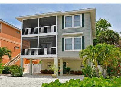 Bradenton Beach Multi Family Home For Sale: 2307 Avenue C