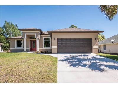 Single Family Home For Sale: Cory Street