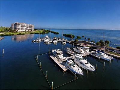 Longboat Key Single Family Home For Sale: 2600 Harbourside Drive #Q-12