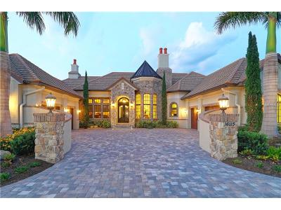 Lakewood Ranch, Lakewood Rch, Lakewood Rn Single Family Home For Sale: 16115 Baycross Drive