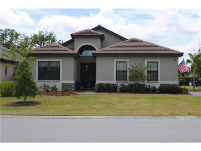 University Park Single Family Home For Sale: 7804 Rio Bella Place