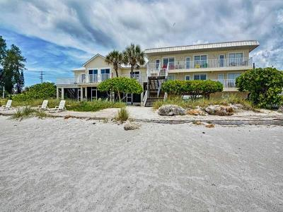 Bradenton Beach Condo For Sale: 1000 Gulf Drive N #5