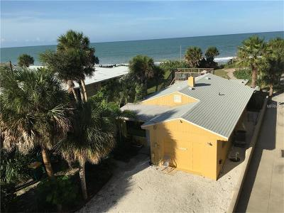 Single Family Home For Sale: 2500 N Beach Road