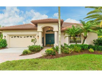 Sarasota Single Family Home For Sale: 7851 Allen Robertson Place