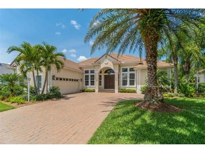 Lakewood Ranch, Lakewood Rch, Lakewood Rn Single Family Home For Sale: 6819 Turnberry Isle Court