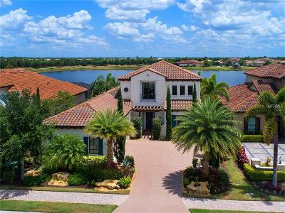 Lakewood Ranch, Lakewood Rch, Lakewood Rn Single Family Home For Sale: 7319 Haddington Cove