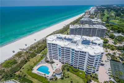 Lakewood Ranch, Lakewood Rch, Lakewood Rn, Longboat Key, Sarasota, University Park, University Pk, Longboat, Nokomis, North Venice, Osprey, Siesta Key, Venice Condo For Sale: 455 Longboat Club Road #306