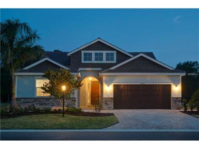 Sarasota Single Family Home For Sale: 5732 Magnolia Ridge Place
