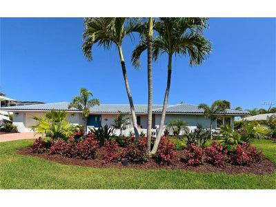 Longboat Key Single Family Home For Sale: 571 Wedge Lane