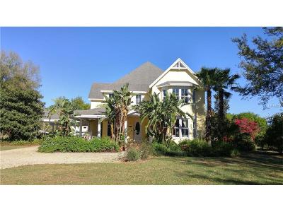 mount dora Single Family Home For Sale: 17730 County Road 448