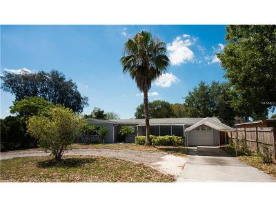 Sarasota Single Family Home For Sale: 2340 Rose Street