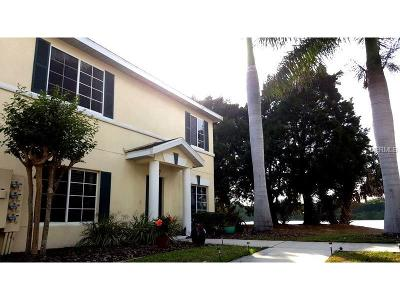 Bradenton Townhouse For Sale: 244 Cape Harbour Loop #108