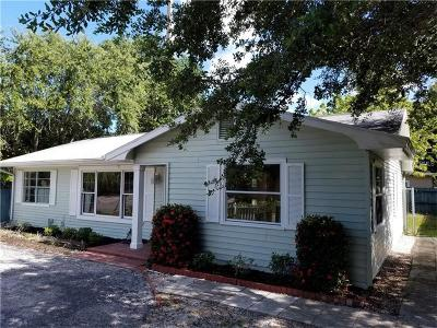 Sarasota Single Family Home For Sale: 2801 Oak Street