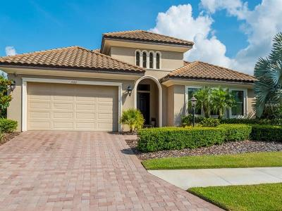 Lakewood Ranch Single Family Home For Sale: 15611 Leven Links Place