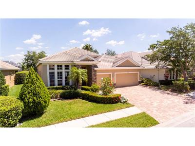 Lakewood Ranch Single Family Home For Sale: 8345 Sailing Loop