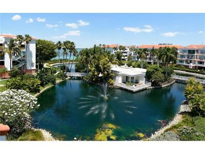 Longboat Key Condo For Sale: 370 Gulf Of Mexico Drive #434