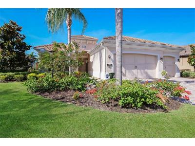 Lakewood Ranch Single Family Home For Sale: 14718 Secret Harbor Place
