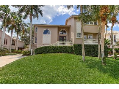 Longboat Key Single Family Home For Sale: 3201 Bayou Sound