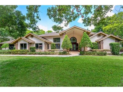 Sarasota Single Family Home For Sale: 7529 Weeping Willow Boulevard