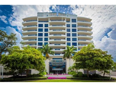 Sarasota Condo For Sale: 401 S Palm Avenue #PH1101