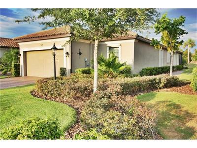 Lakewood Ranch Single Family Home For Sale: 5129 Serata Drive
