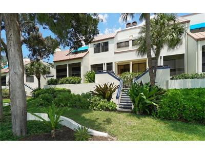 Longboat Key Condo For Sale: 1916 Harbourside Drive #802