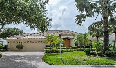 Nokomis Single Family Home For Sale: 2191 Calusa Lakes Boulevard