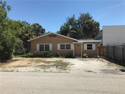 Sarasota Single Family Home For Sale: 2020 Florinda Street
