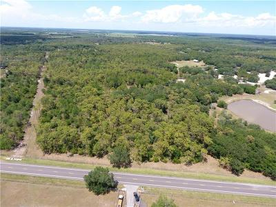 Myakka City Residential Lots & Land For Sale: E State Rd 70
