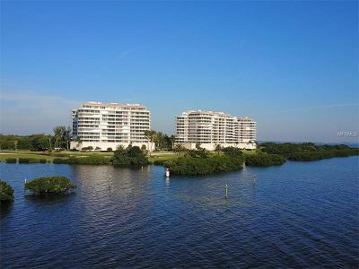 Longboat Key Condo For Sale: 3030 Grand Bay Boulevard #332