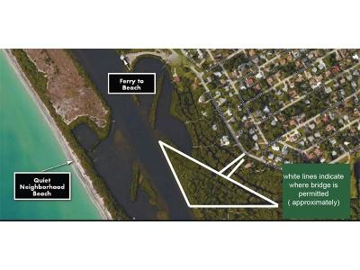 Venice Residential Lots & Land For Sale: 5020 Lemon Bay Drive