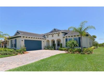 Bradenton Single Family Home For Sale: 5518 Tidewater Preserve Boulevard