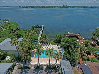 Bradenton Beach Condo For Sale: 1603 Gulf Drive N #17
