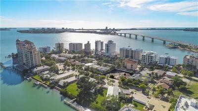 Lakewood Ranch, Lakewood Rch, Lakewood Rn, Longboat Key, Sarasota, University Park, University Pk, Longboat, Nokomis, North Venice, Osprey, Siesta Key, Venice Condo For Sale: 609 Golden Gate Point #202 Nort