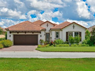 Bradenton Single Family Home For Sale: 4768 Royal Dornoch Circle