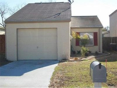 Land O Lakes Single Family Home For Sale: 4340 Longshore Drive