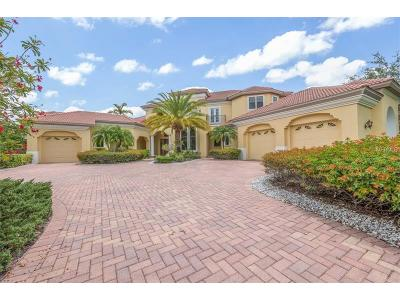 Lakewood Ranch, Lakewood Rch, Lakewood Rn Single Family Home For Sale: 6815 Belmont Court