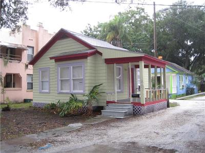Bradenton Multi Family Home For Sale: 1106 16th Street W