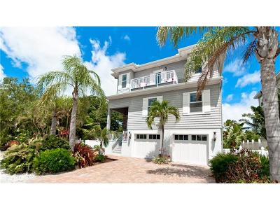 Anna Maria Single Family Home For Sale: 408 Pine Avenue