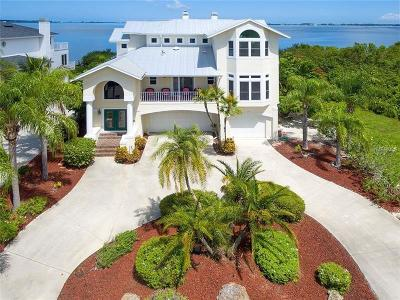 Bradenton Single Family Home For Sale: 3304 Palma Sola Boulevard