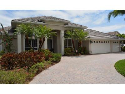 Sarasota Single Family Home For Sale: 3762 Eagle Hammock Drive
