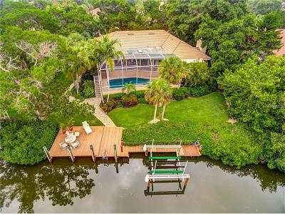 Longboat Key Single Family Home For Sale: 3271 Bayou Sound
