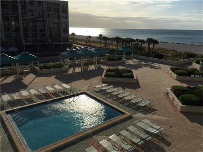 Clearwater Beach Condo For Sale: 1380 Gulf Boulevard #305