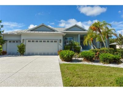 Nokomis Single Family Home For Sale: 869 Hillcrest Drive