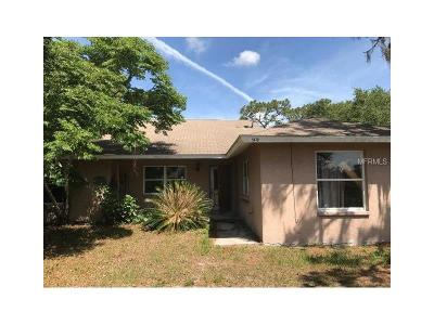 Myakka City Single Family Home For Sale: 5470 Wauchula Road