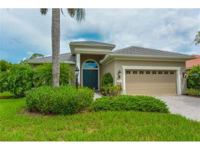 Lakewood Ranch Single Family Home For Sale: 12245 Thornhill Court