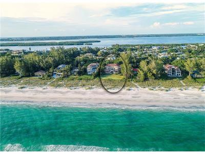 Longboat Key, Longboat Single Family Home For Sale: 5965 Gulf Of Mexico Drive