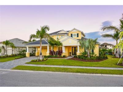 Bradenton Single Family Home For Sale: 617 Regatta Way
