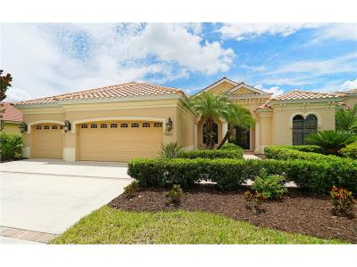 Lakewood Ranch Single Family Home For Sale: 6831 Dominion Lane