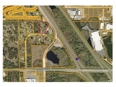Nokomis Residential Lots & Land For Sale: 1115 Twin Laurel Boulevard